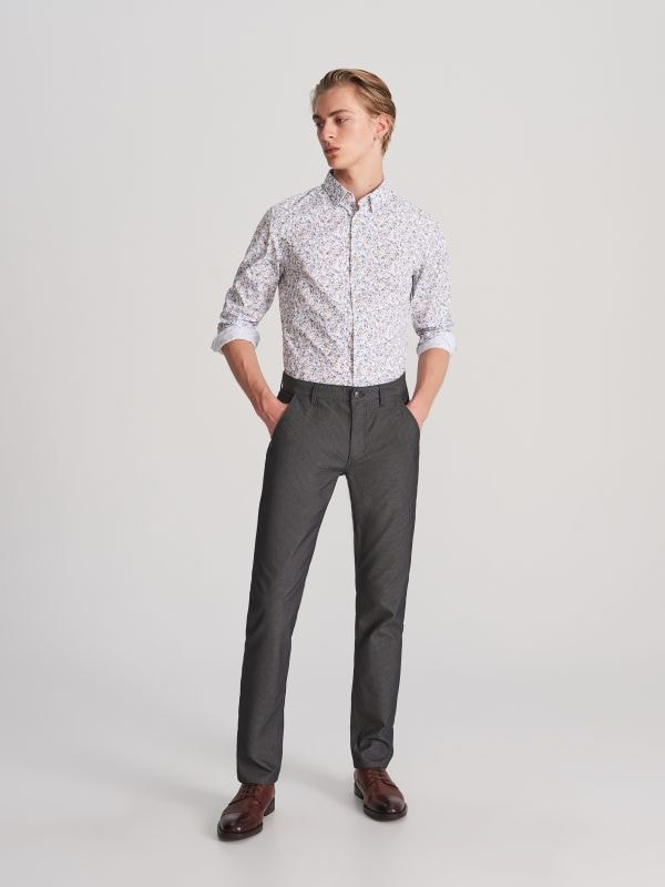 72fda2a628 ... MEN`S TROUSERS - fekete - VY536-99P - RESERVED